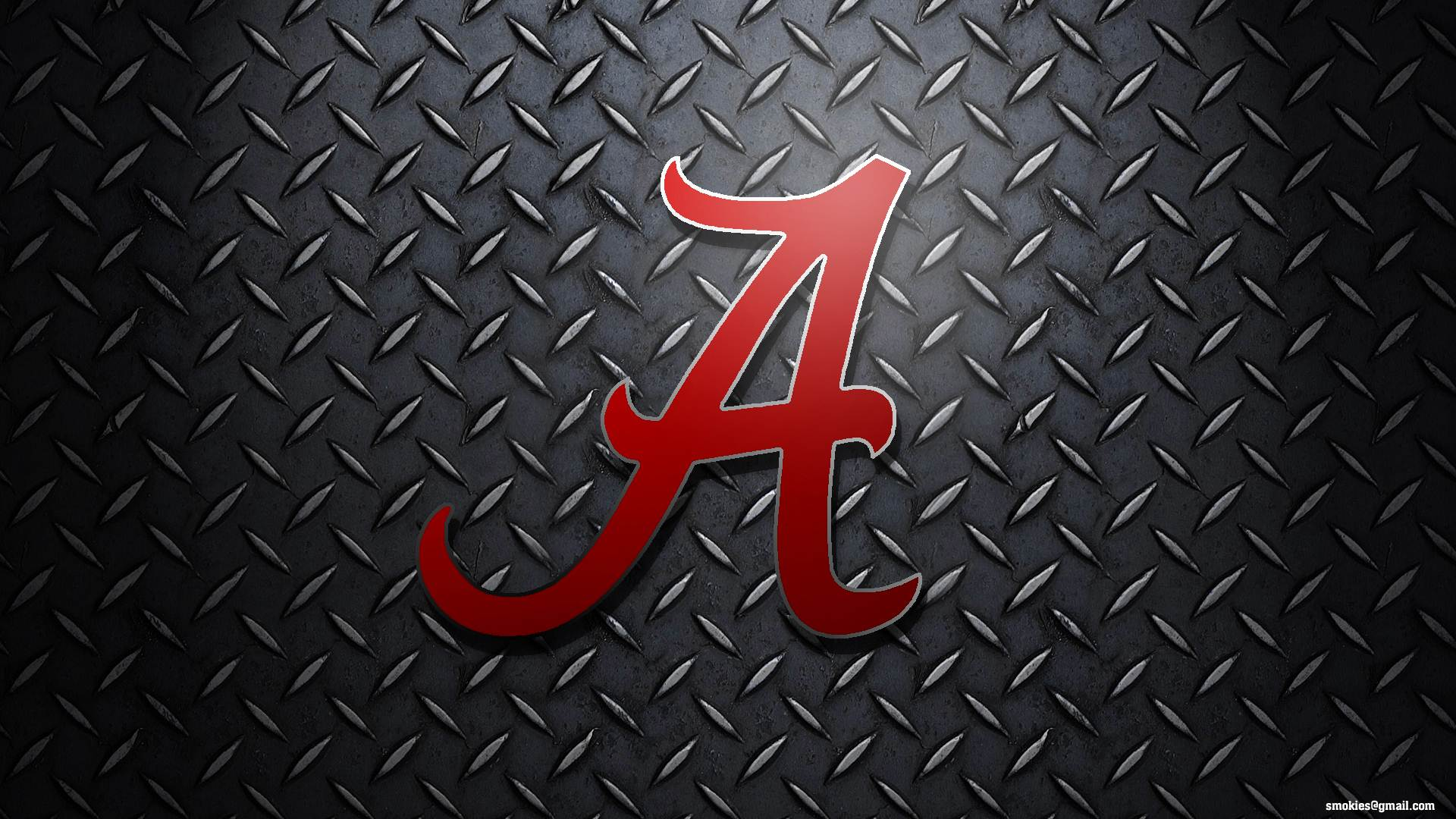 Alabama Crimson Tide Nike Football Uniform Helmetgame Wallpaper 1920x1080