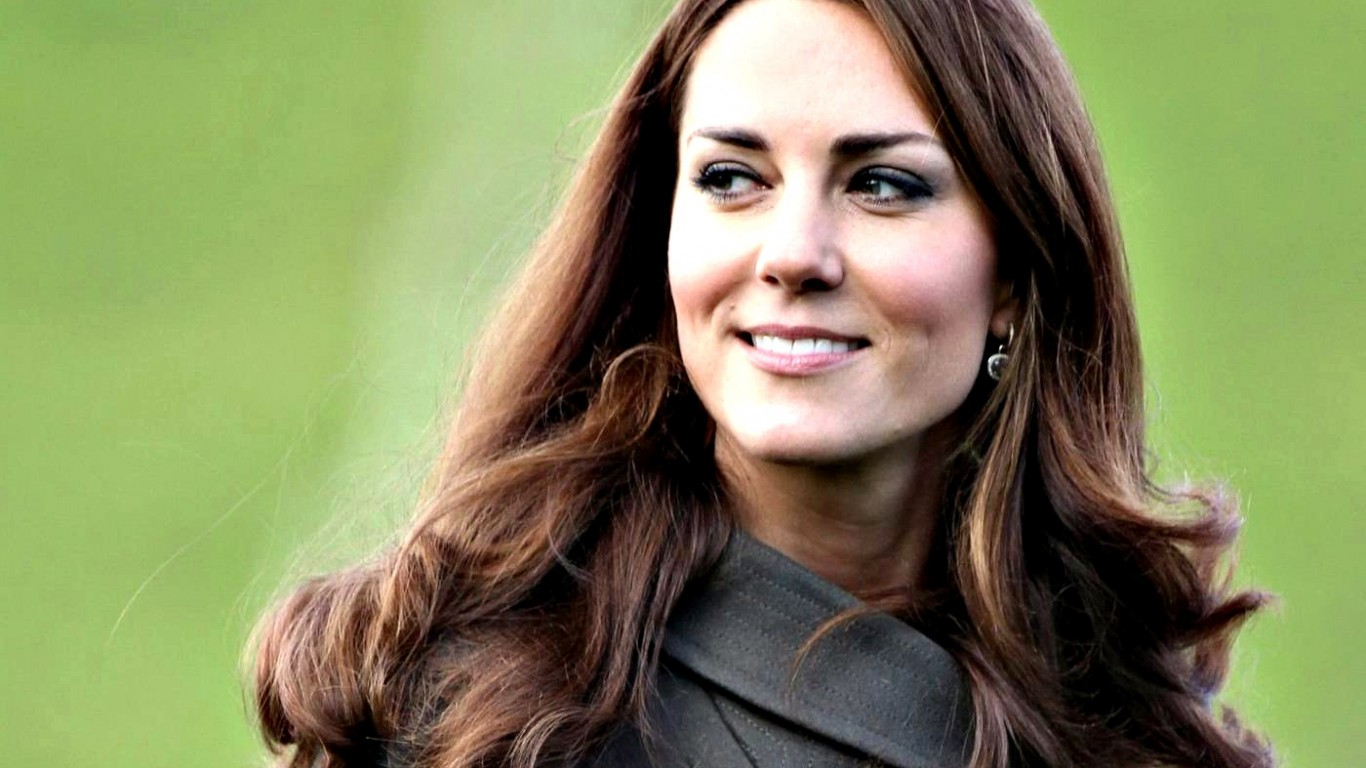 Kate Middleton Wallpaper 10   1366 X 768 stmednet 1366x768
