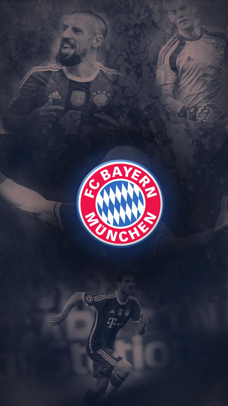97 Fc Bayern Munich 2017 Wallpapers On Wallpapersafari