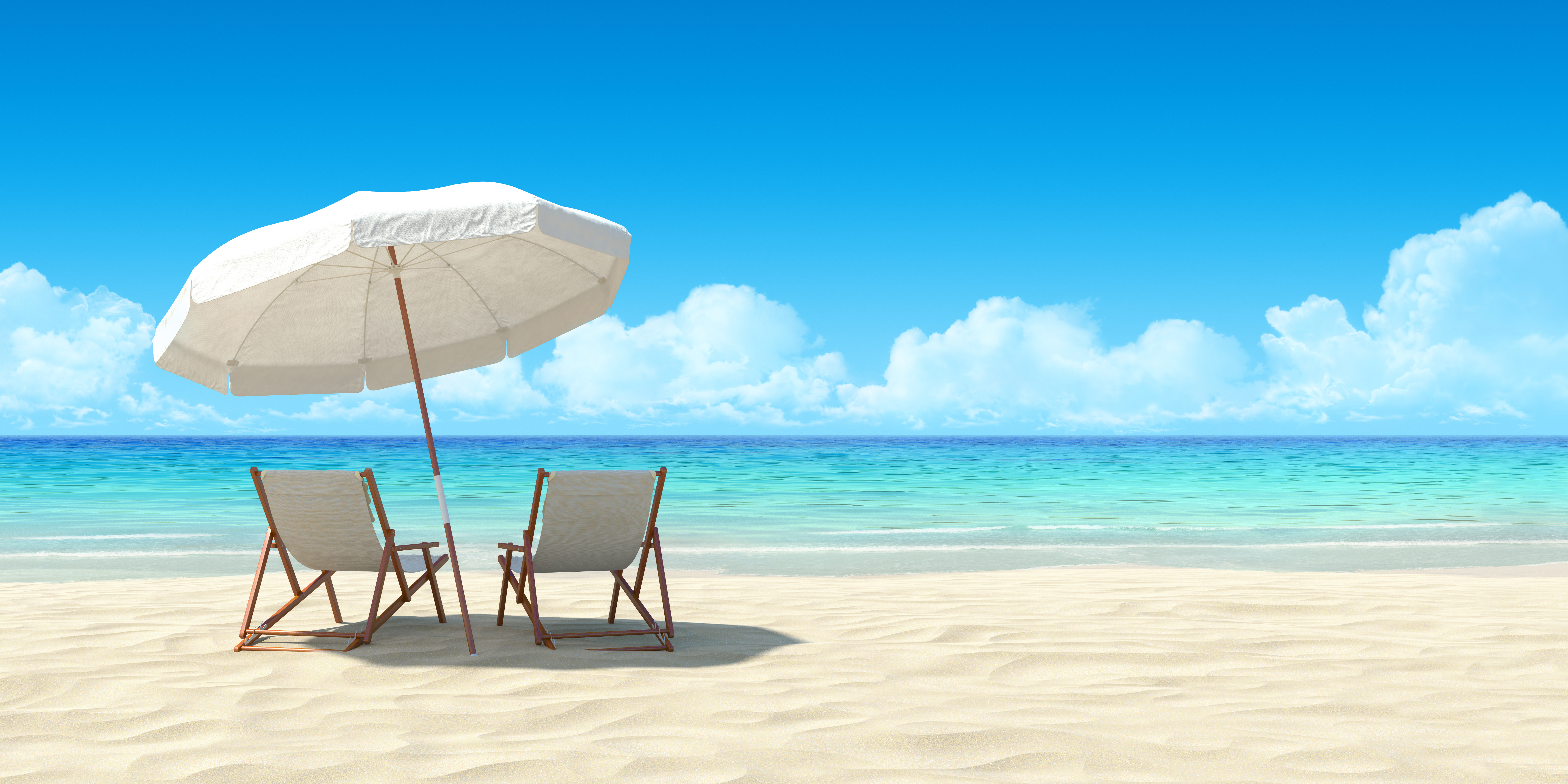 Beach Chair Wallpaper: Beach Chair Wallpaper