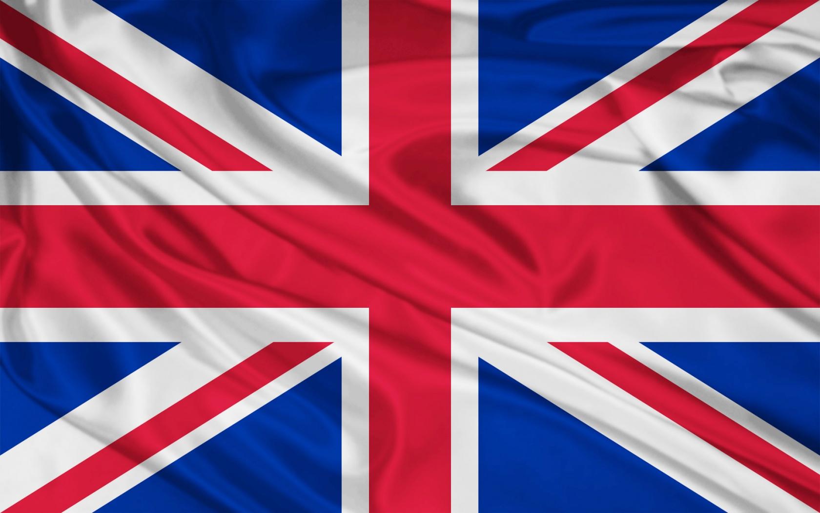 1680x1050 United Kingdom Flag desktop PC and Mac wallpaper 1680x1050