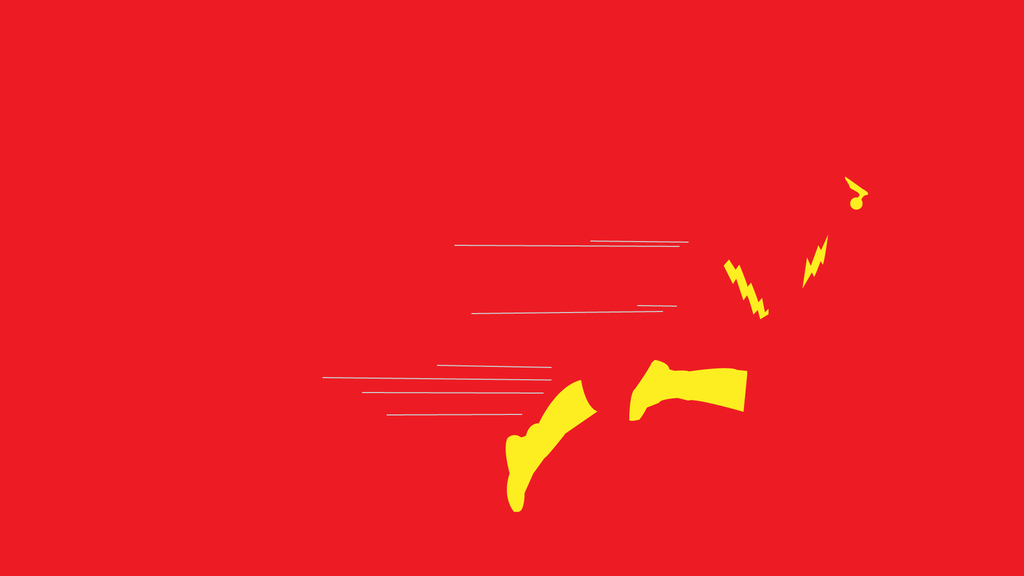Flash Desktop and mobile wallpaper Wallippo 1024x576