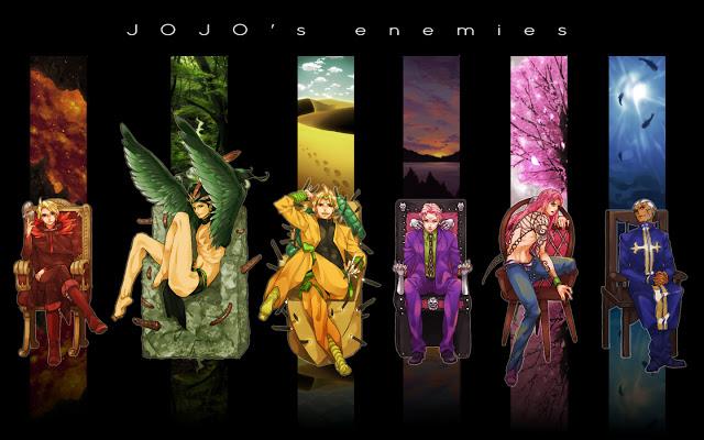 Anime Wallpapers Jojos Bizarre Adventure   Anime Wallpaper 640x400