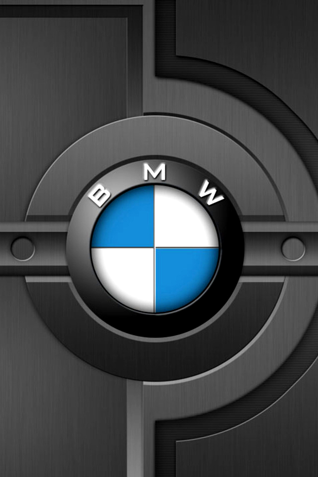 BMW Logo iPhone Wallpapers HD iPhone 640x960