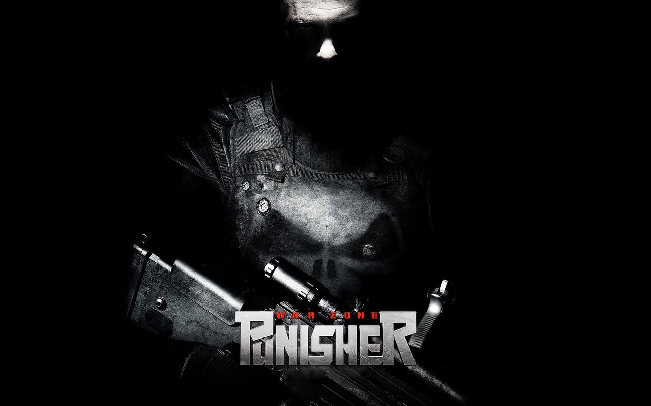 The Punisher Widescreen Wallpaper   899 1280x800