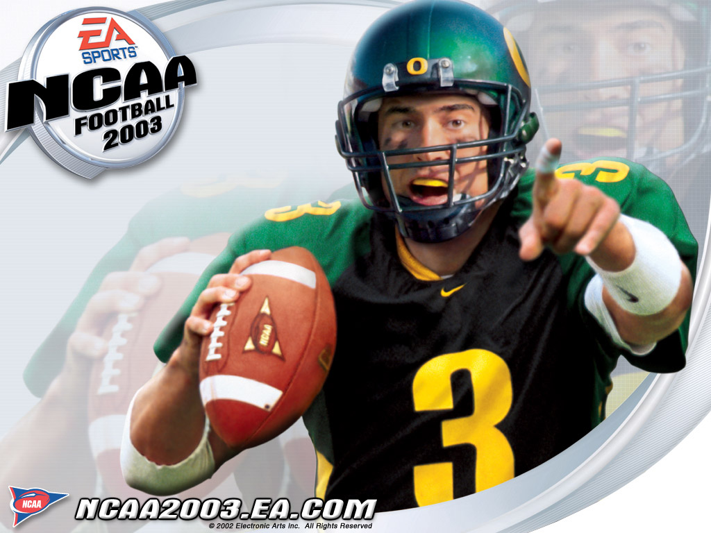 NCAA Football 2003 1024x768