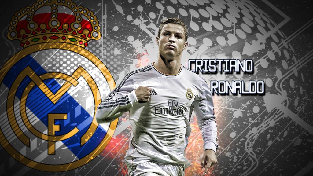 Cristiano Ronaldo And Real Madrid Wallpaper Im 5958 Wallpaper High 1024x576