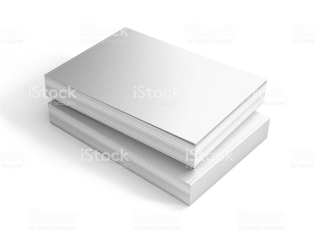Book Catalogue Mockup On Isolated White Background Stock Photo 1024x768