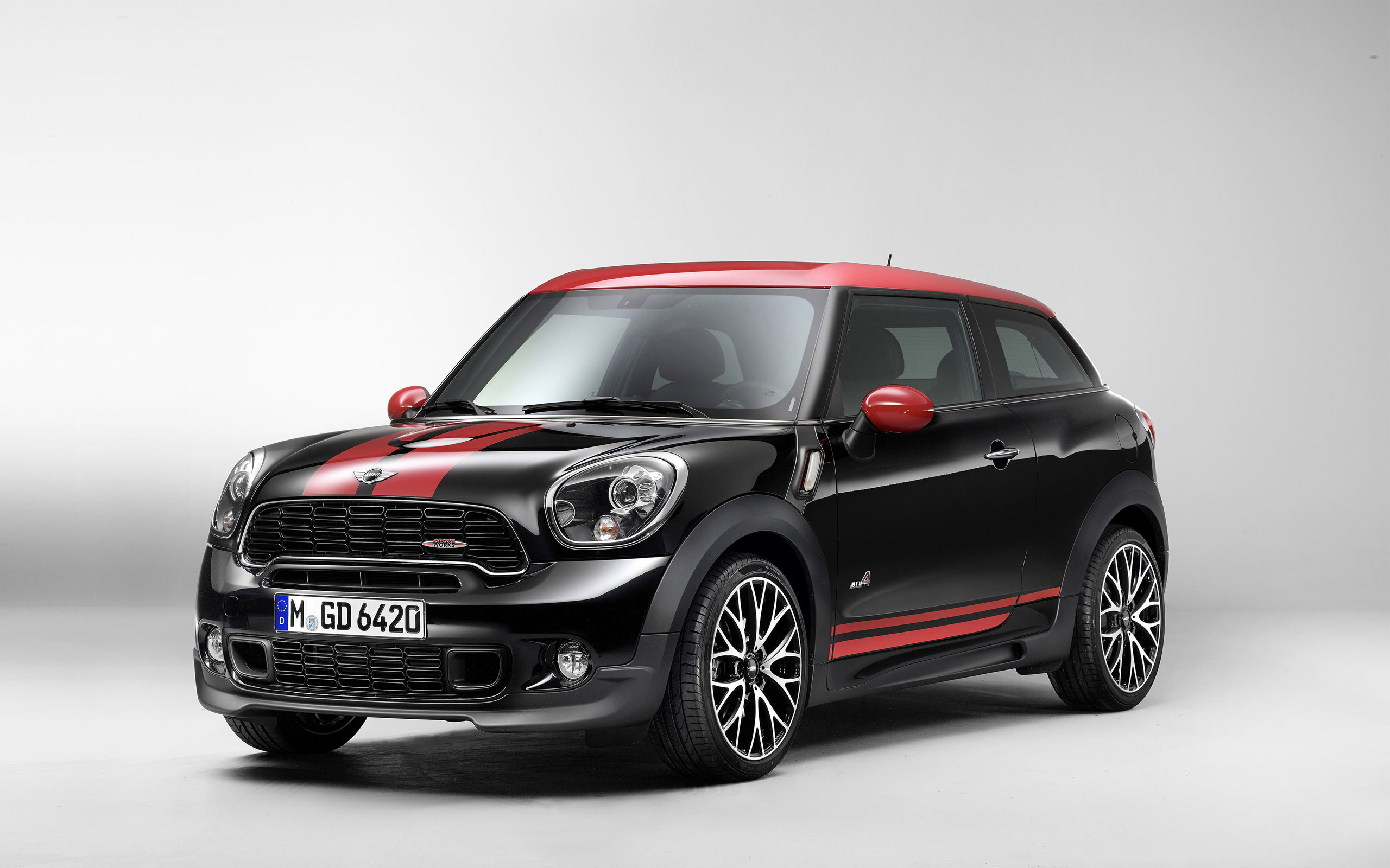 2014 Mini John Cooper Works Paceman Wallpaper HD Car Wallpapers 2560x1600