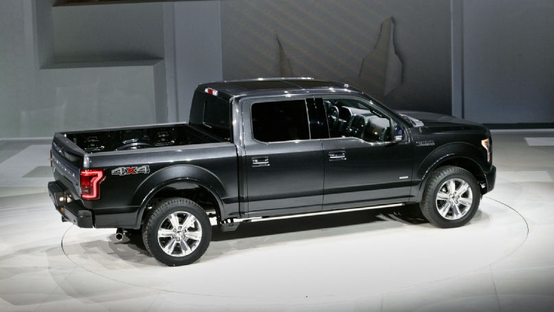 2015 Ford F 150 Wallpaper   2015 Ford F 150 Release date mpg specs 807x454