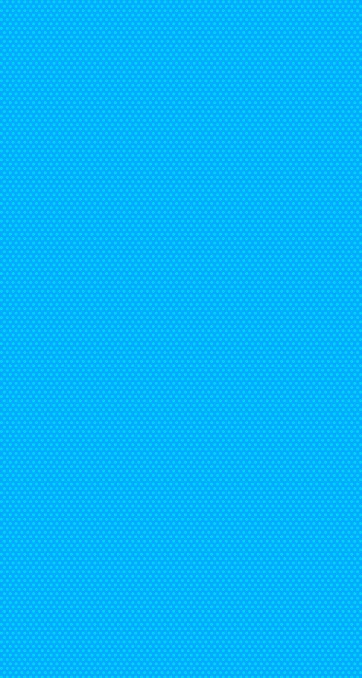 Baby Blue Hex iPhone 5 Parallax Wallpaper 744x1392 744x1392