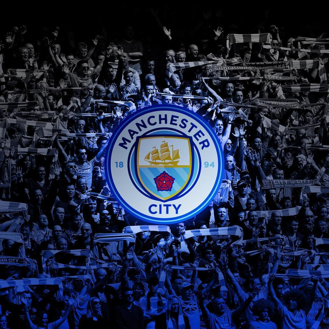 Wallpapersafari: Manchester City Logo Wallpaper