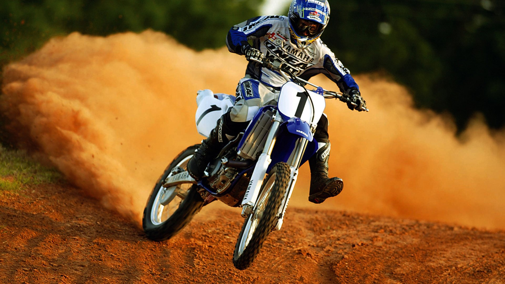motocross screensavers wallpapers wallpapersafari. Black Bedroom Furniture Sets. Home Design Ideas