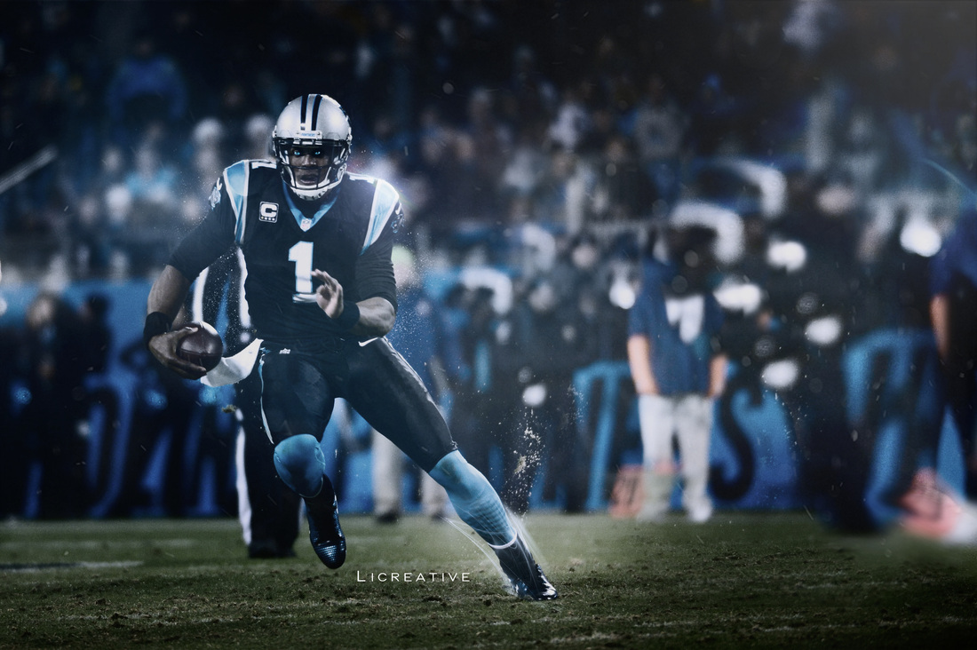 Cam Newton Dab Wallpaper
