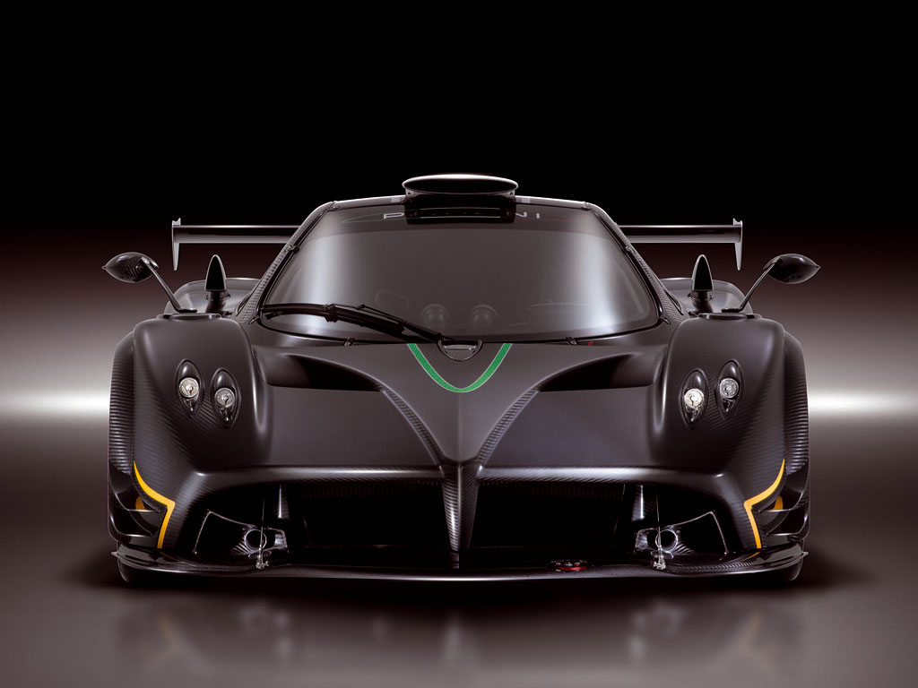 Pagani Zonda R Wallpapers HD Wallpaper Pic 1024x768