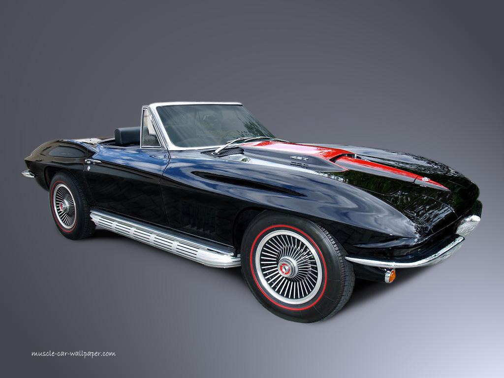 Corvette Wallpaper   1967 Corvette Convertible 1024x768 07 1024x768
