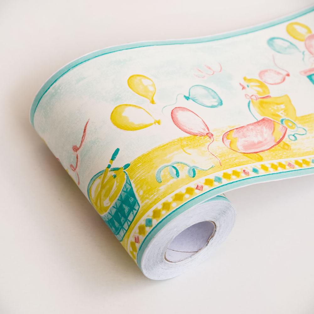 Childrens Paradise   Self Adhesive Wallpaper Borders Home Decor 1000x1000