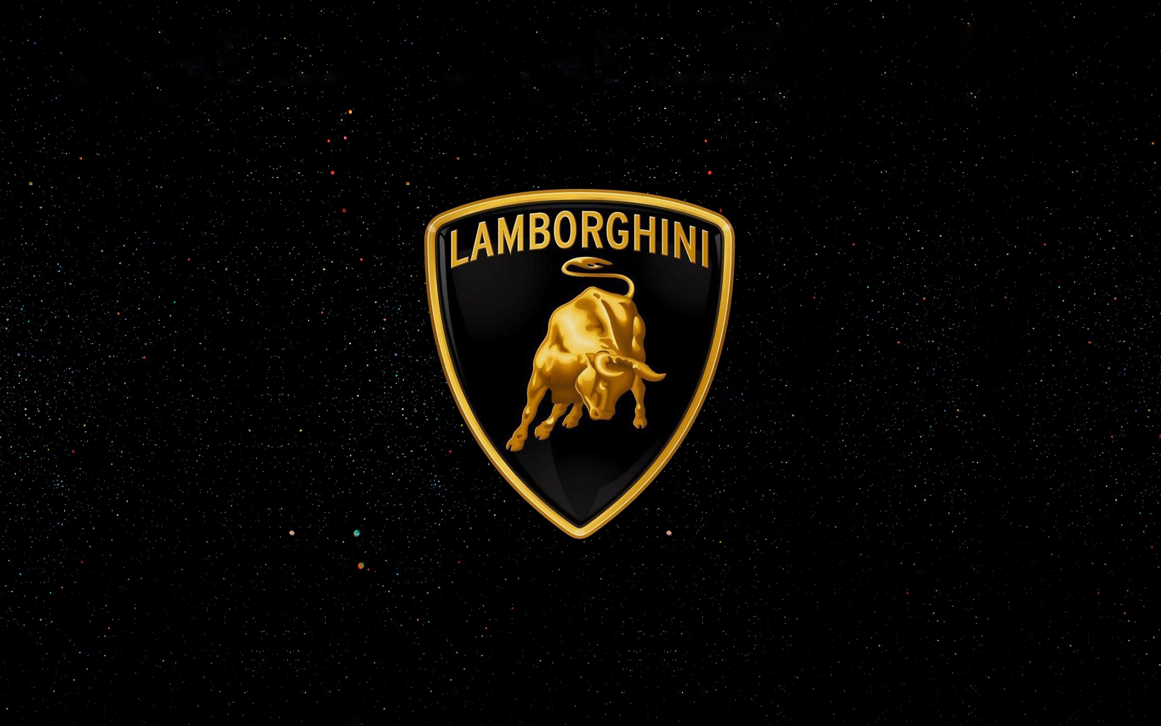 Lambo Logo Wallpapers   Top Lambo Logo Backgrounds 4500x2813