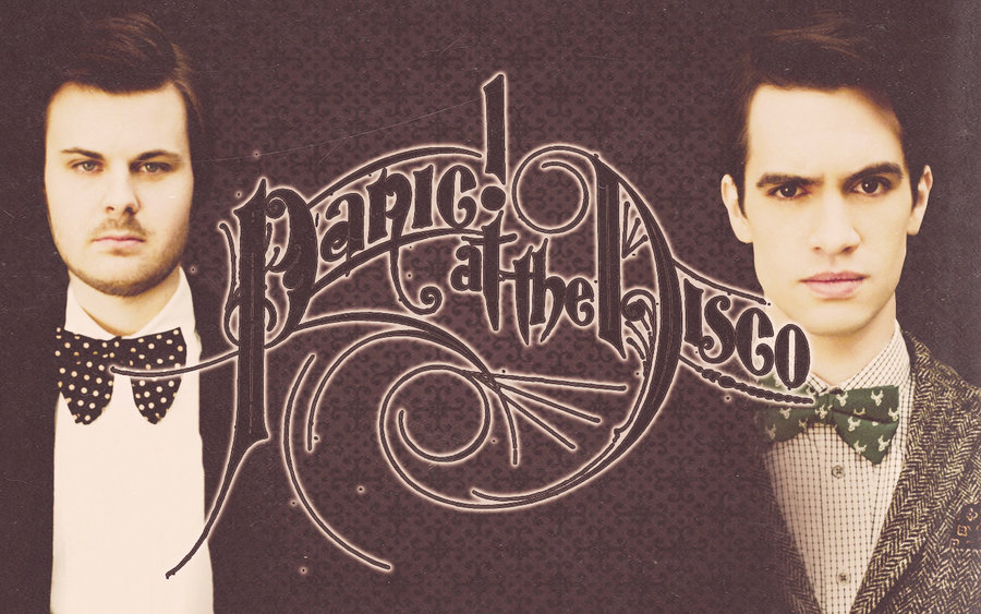Panic At The Disco Wallpaper 2012 Panic at the disco background 900x563