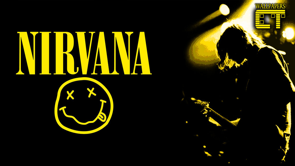 Nirvana Wallpaper HD by CharlieEXE 1024x576