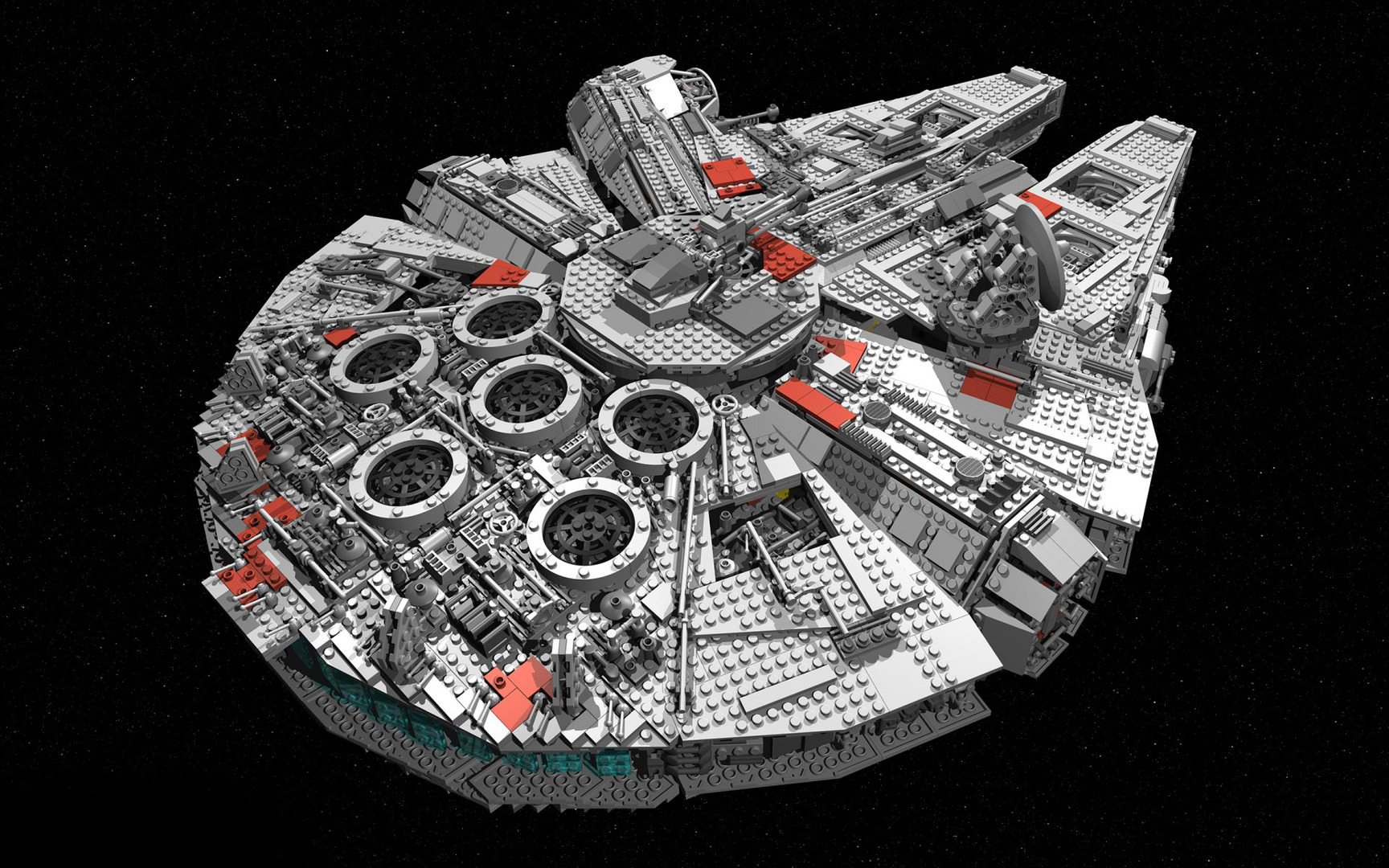 Millennium Falcon wallpaper #11372