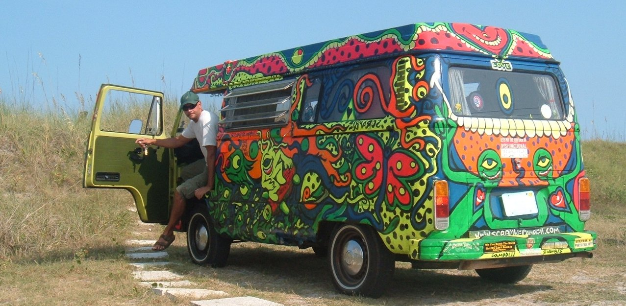 Whoa Hippie van awesome P by gurlgoinghost 1277x625