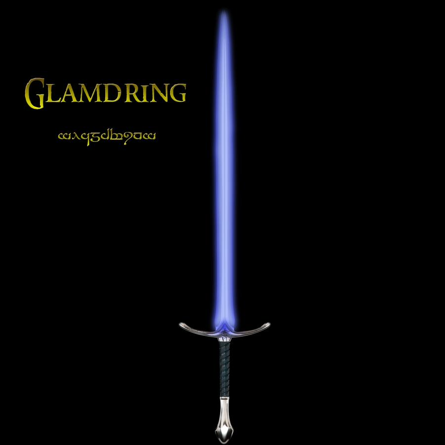 Glamdring by marcos philipe 900x900