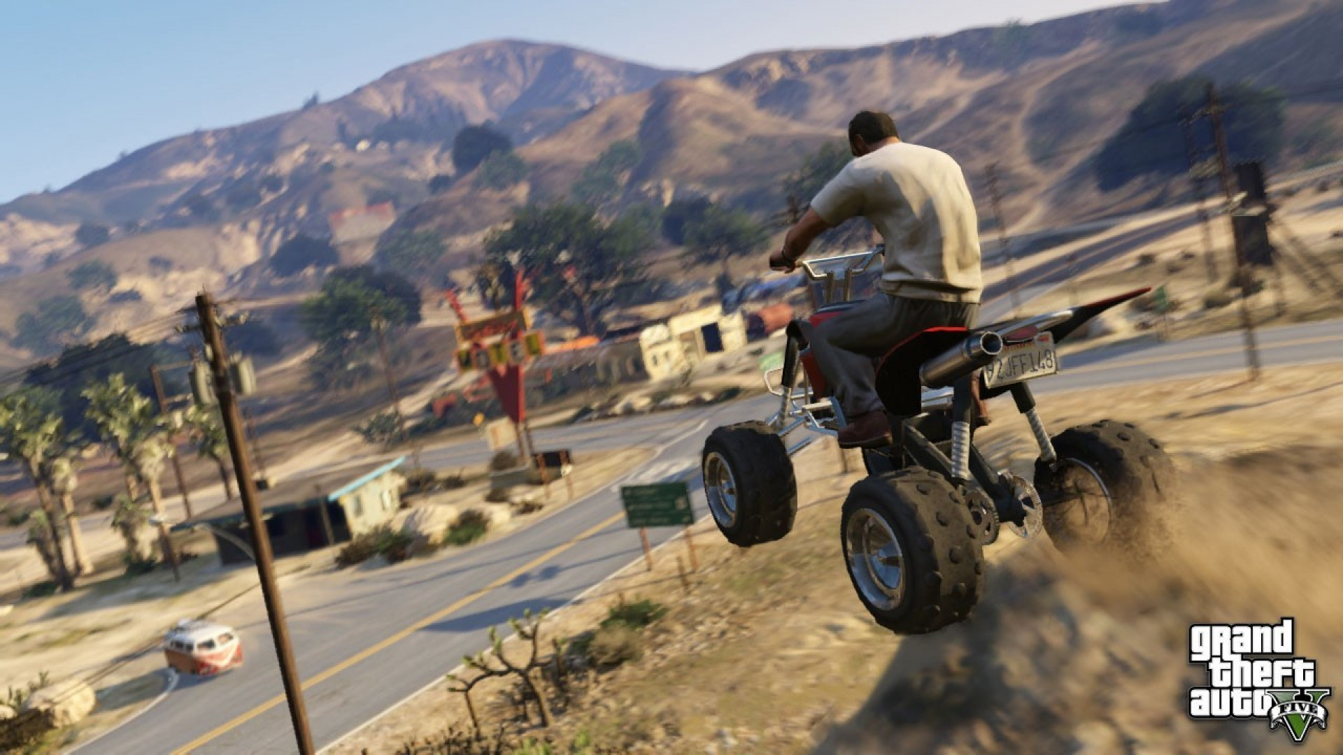 Grand Theft Auto 5 Hd Wallpaper 1920x1080