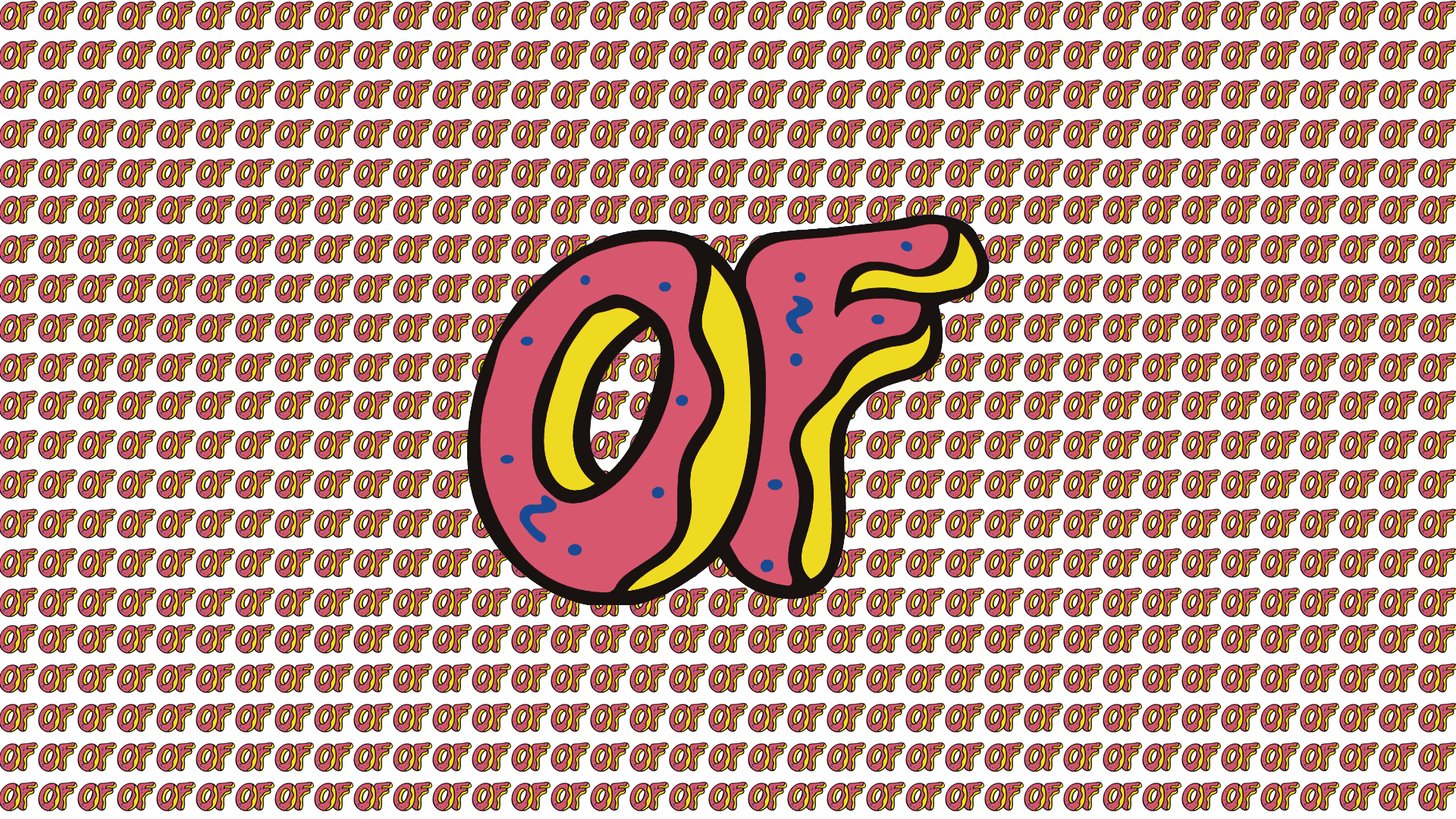 Odd Future Donut Wallpaper - WallpaperSafari