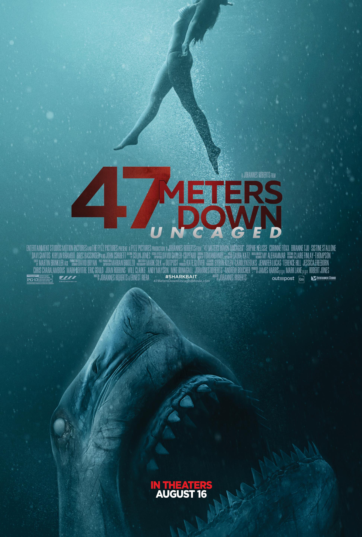 47 Meters Down Uncaged 2019   IMDb 1944x2880