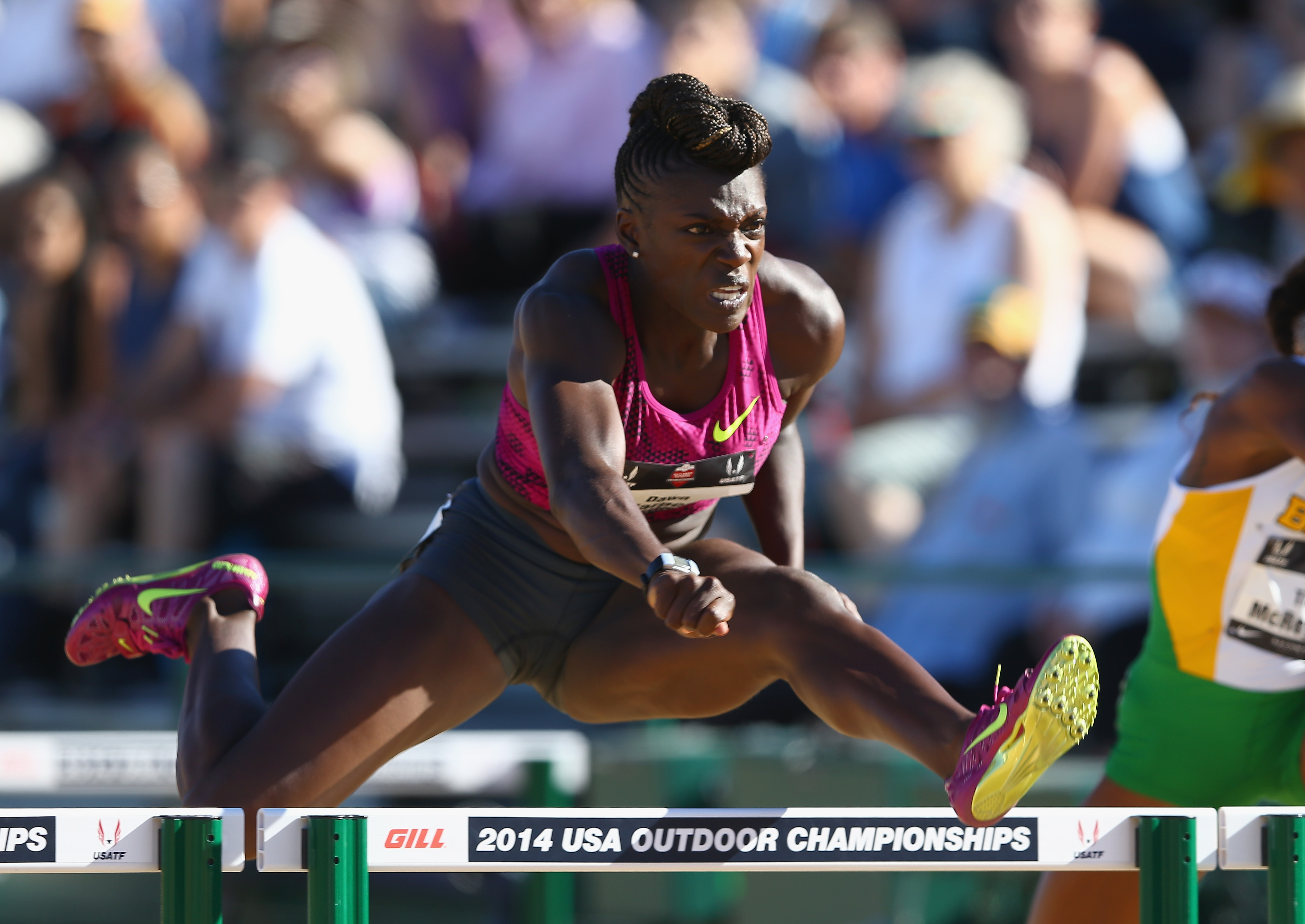 Dawn Harper Nelson wins 100m hurdles at US Championships 4338x3072