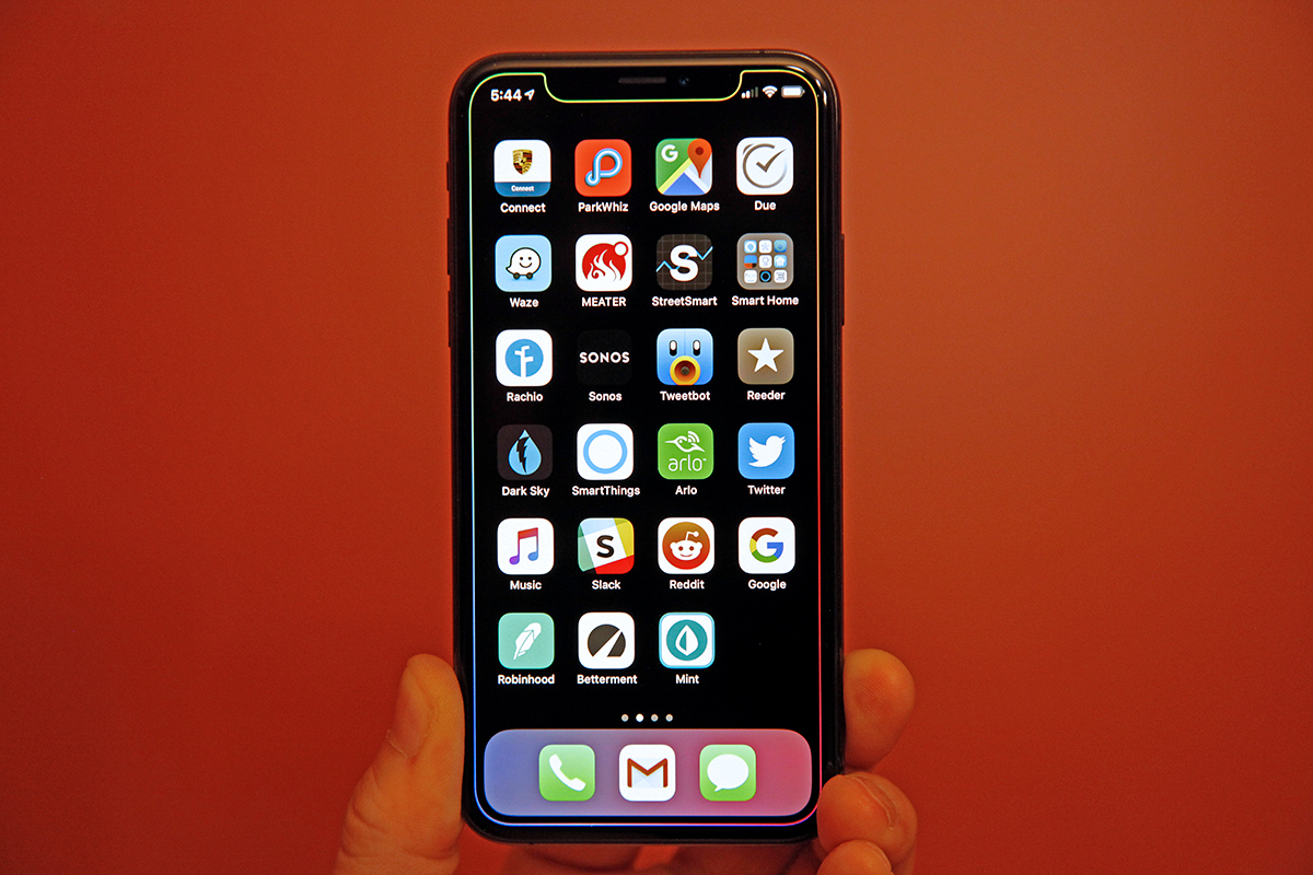 The special iPhone X wallpaper everyone loves is finally available 1200x800
