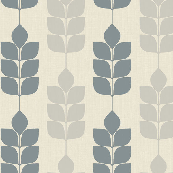 Candice Olson Light Blue Modern Petals Wallpaper   Wall Sticker Outlet 600x600