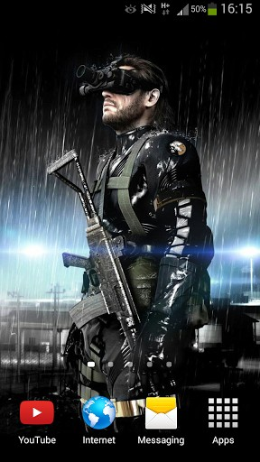 Free download View bigger Metal Gear Solid V Wallpapers for Android