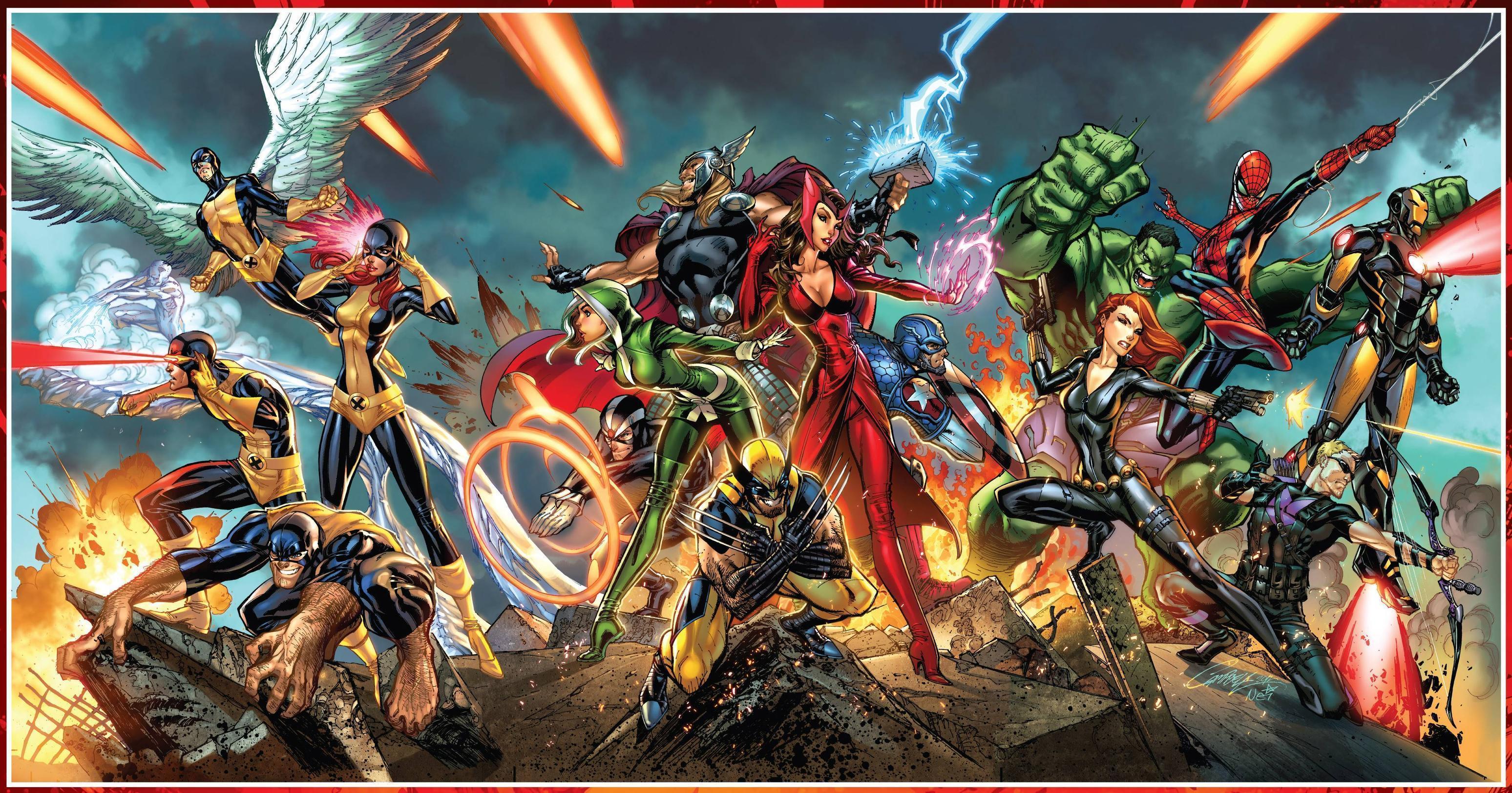 X Men Wallpapers 3096x1625