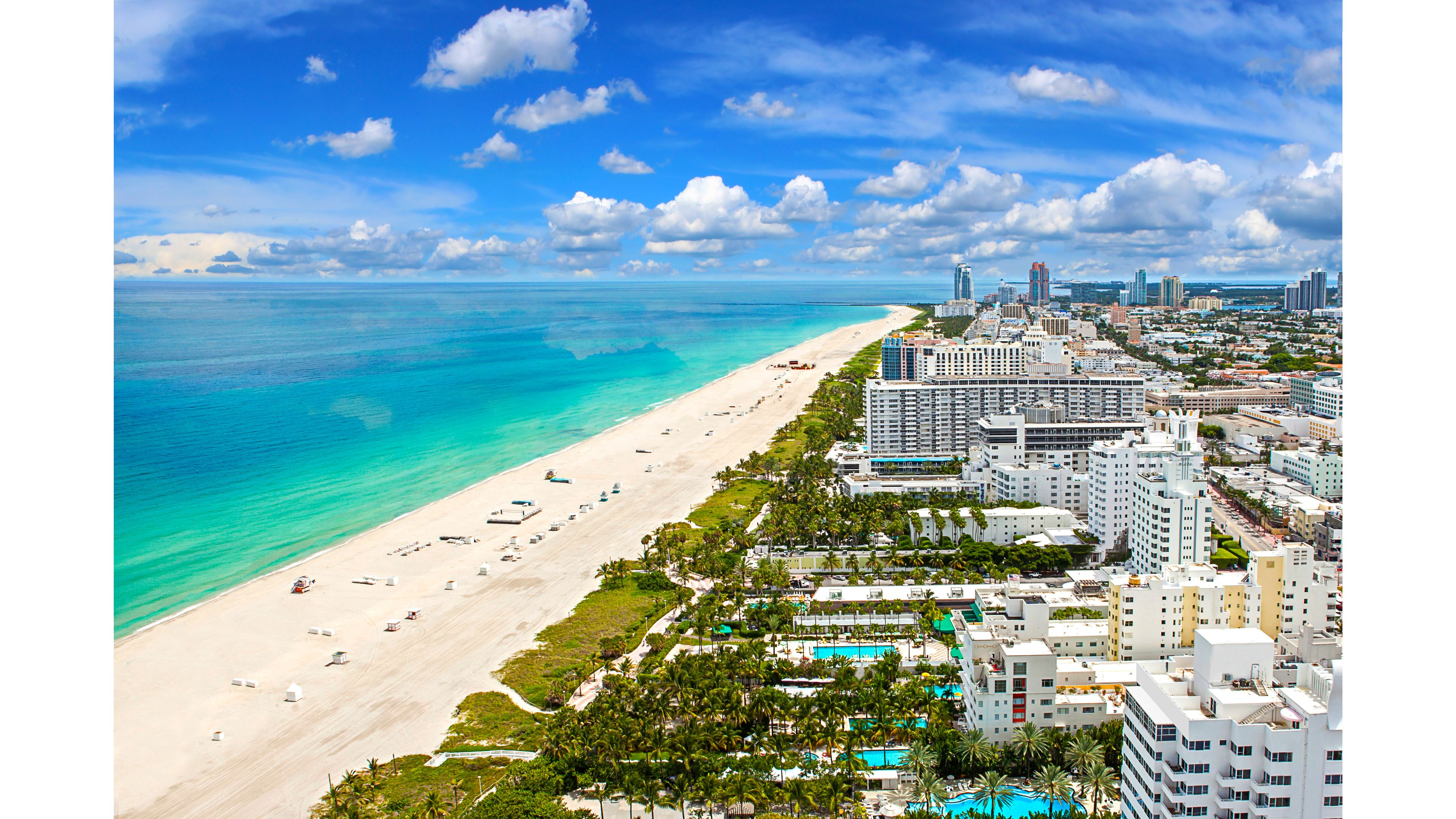 In Gallery Miami Beach Wallpapers 44 Miami Beach HD 3840x2160