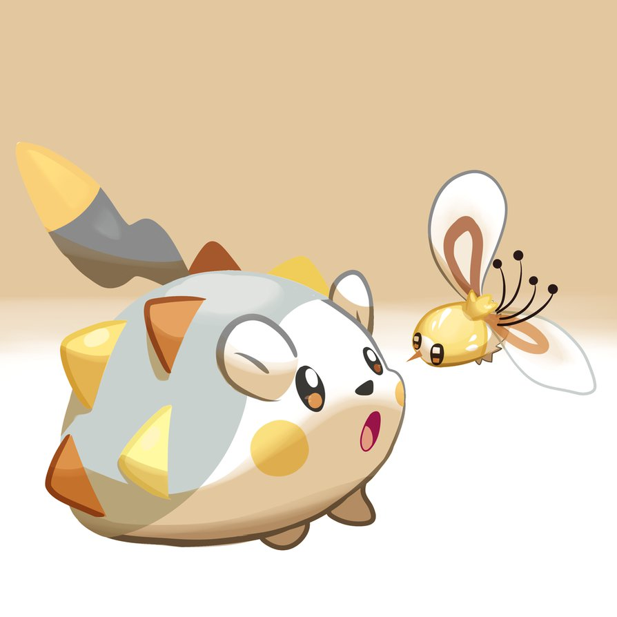 Togedemaru and Cutiefly Pokmon Sun and Moon Know Your Meme 894x894