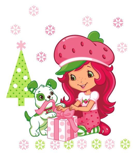 HD strawberry shortcake wallpaper Wallpaper Database 530x600