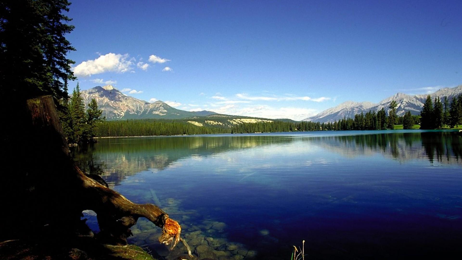 Lake Pictures Wallpaper Wallpapersafari