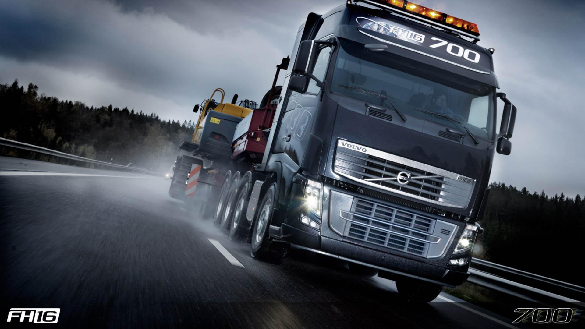 Volvo Truck Hd Wallpapers Trucks 1920x1080
