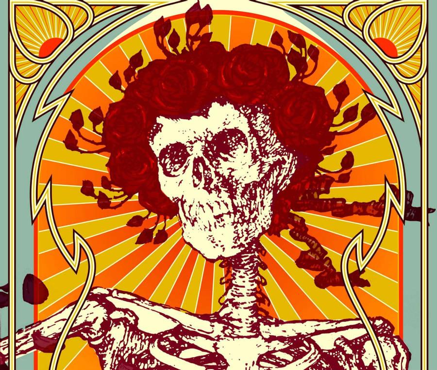 Download Grateful Dead IPhone Wallpaper Wallpaper Wallpaperscom 900x763