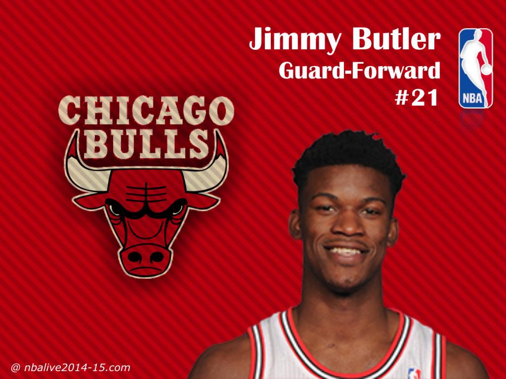 Jimmy Butler Bulls Wallpaper Jimmy butler   chicago bulls 1024x768