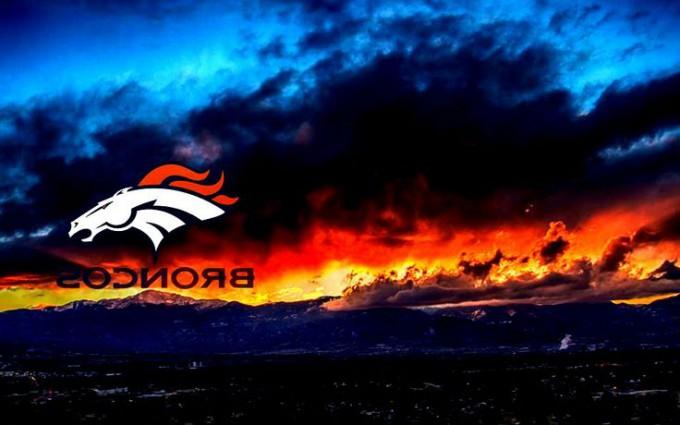 Denver Broncos Logo Wallpaper HD4Wallpapernet 680x425