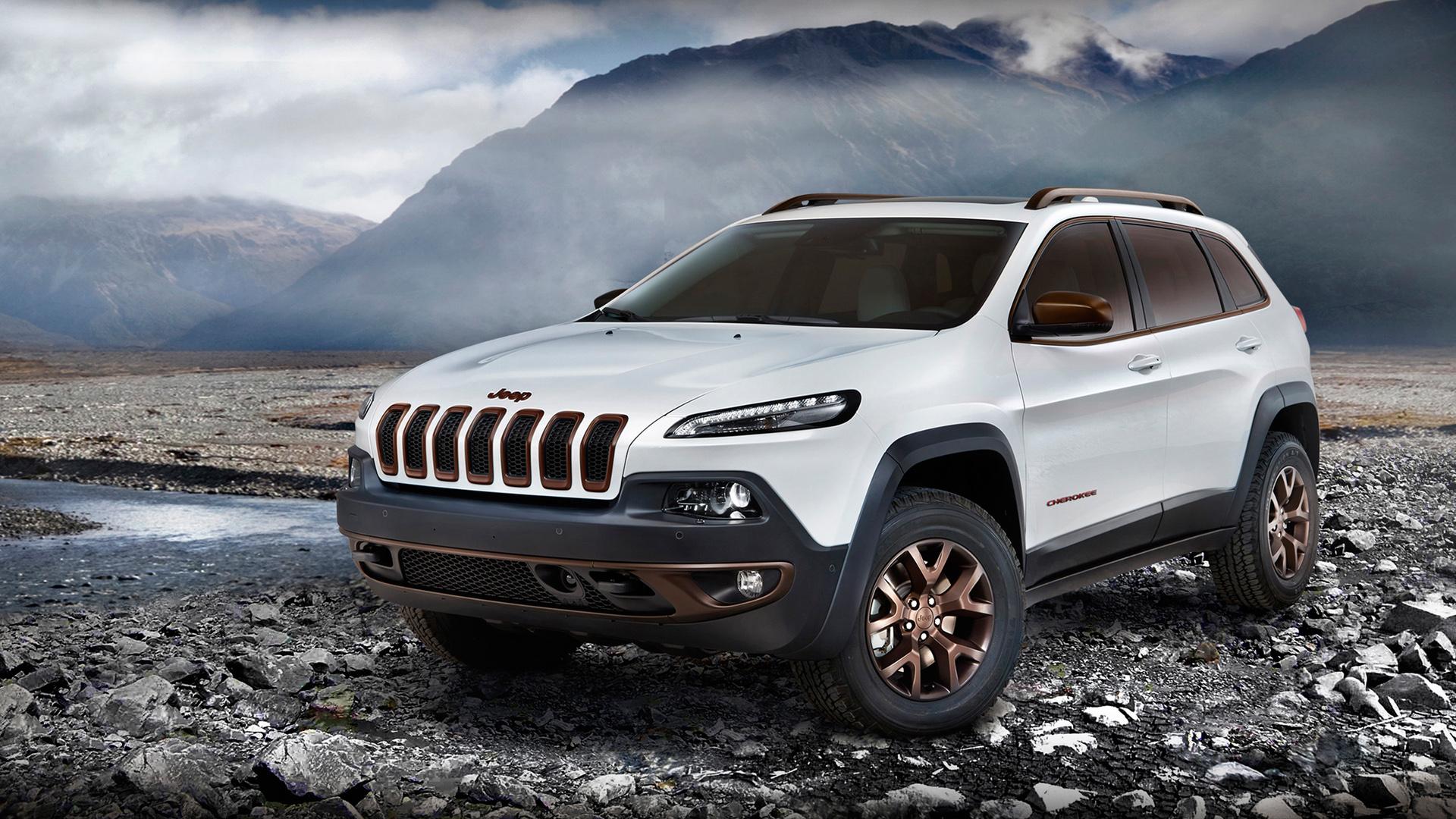 2014 Jeep Cherokee Sageland Concept Wallpaper HD Car Wallpapers 1920x1080
