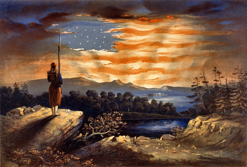 artwork patriotic Nature Sky HD Desktop Wallpaper 800x540
