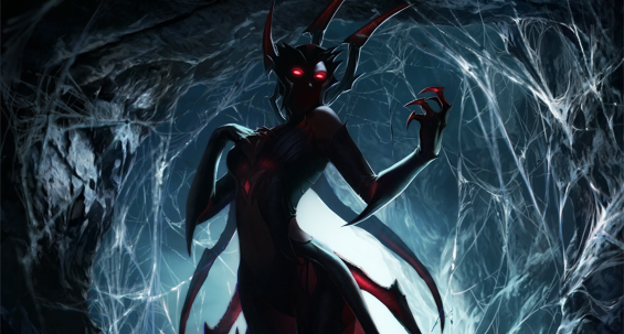 Elise the Spider Queen Revealed Posted by NeeksNaman on Wed 2012 10 565x303