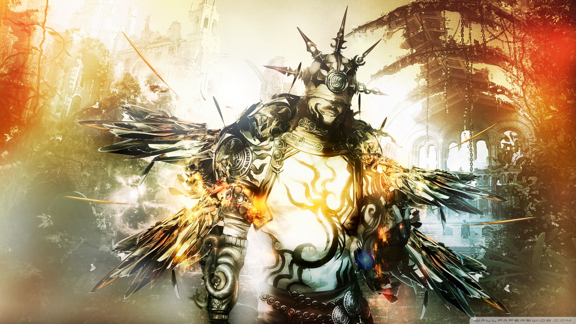 Free Download Guild Wars 2 Wallpaper 1080p 1920x1080 For Your