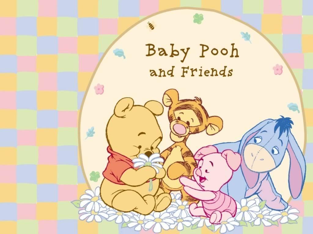 78 Winnie The Pooh And Friends Wallpaper On Wallpapersafari