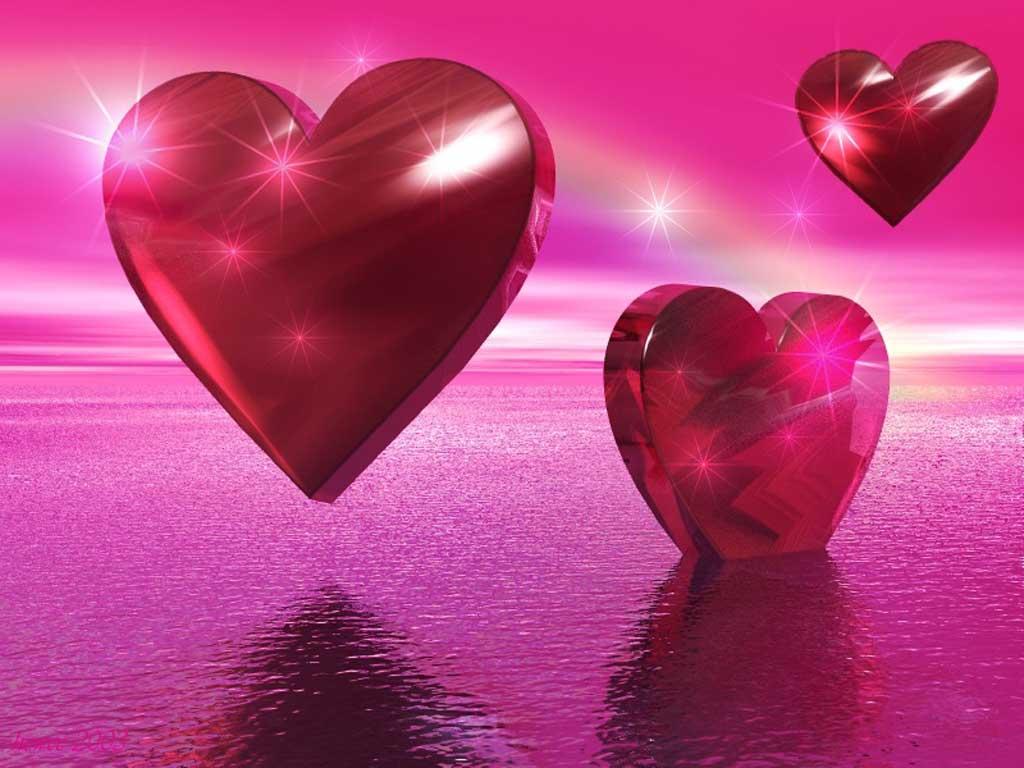 Hearts desktop wallpapers Hearts wallpapers 1024x768