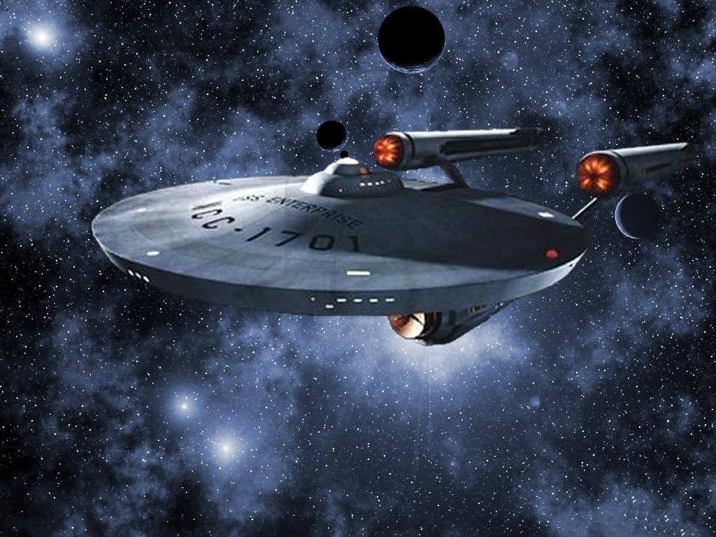 Uss Vengeance Wallpaper USS Enterprise NCC 170...